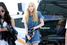 150610 Taeyeon - Incheon Airport by Adorable http://taeyeon-ss.com/xe/16592  #snsd