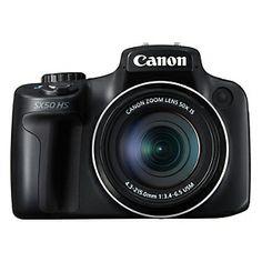 Canon Cámara Semiprofesional SX50