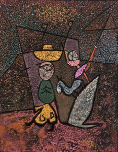 Travelling Circus I just got the Travelling Circus by Paul Klee.this is going to look good in my house.I just got the Travelling Circus by Paul Klee.this is going to look good in my house. Art Dégénéré, Op Art, Paul Klee Art, Art Abstrait, Wassily Kandinsky, Canvas Art Prints, Abstract Expressionism, Les Oeuvres, Modern Art