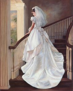 Stairway of Dreams ~ LaVon Alecia Westfall http://www.pinterest.com/pinktearose/im-getting-married-in-the-morning/