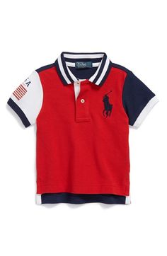 New baby boy fashion summer outfits ralph lauren ideas Boys Summer Outfits, Summer Boy, Baby Boy Outfits, Baby Polo, Baby Baby, Baby Girl Car Seats, Trendy Baby Boy Clothes, Camisa Polo, New Baby Boys