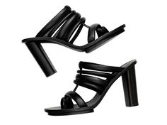Mozambique leather heels, P5,490