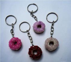 Chaveiro Donuts