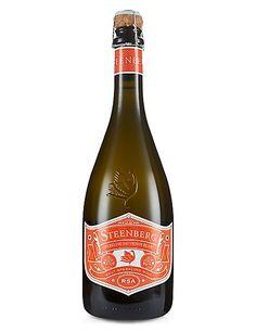 Steenberg Sparkling Sauvignon Blanc - Case of 6 Prosecco Sparkling Wine, Pink Grapefruit, Sauvignon Blanc, Wine Making, Beer Bottle, Sparkle, Beer Bottles