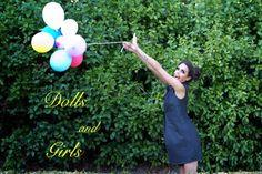 """""""Dolls and Girls""""oggi si conclude questa splendida avventura da Matta e Goldoni vi aspetto dalle 10,30 alle 19,30 palazzo Bentivoglio via delle moline,1/c per presentarvi:""""Dolla and Girls"""""""