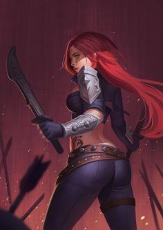 Katarina by Rumbee