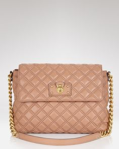 Marc Jacobs Quilted XL. I don't know what it is about the quilted leather purses lately that I love so much.