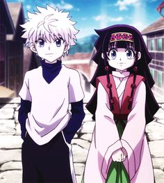 Please, don't ever forget Gon Killua!! Don't you think it would be a huge plot twist if gon had a secret sibling..