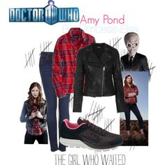 Amy Pond- Silence Will Fall (Doctor Who)