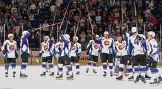 The Solar Bears are back! Check out one of their home games at the Amway Center