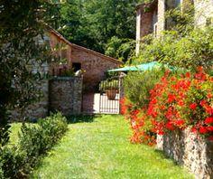 cottage rear entrance