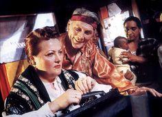"Marianne Sägebrecht, Jack Palance in ""Out of Rosenheim"" (Percy Adlon, Cinema Film, Film Movie, Bagdad Cafe, Jack Palance, West Coast Road Trip, Jazz Artists, Disney Xd, Chef D Oeuvre, Witches"