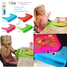 The Cibo Silicone Pocket Placemat