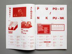 Studio Pino / Vinyl 2012 – Magazine 01