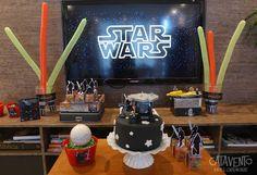 Catavento - Mimos e lembrancinhas: Festa Star Wars