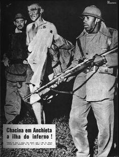 Rebelião da Ilha Anchieta marcou história prisional do Brasil por brutalidade - Migalhas Quentes
