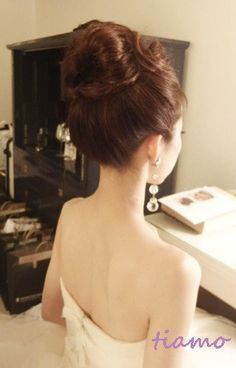 大人可愛い3スタイルチェンジ♡素敵なご結婚式   大人可愛いブライダルヘアメイク 『tiamo』 の結婚カタログ