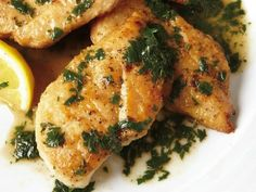 Mark Bittman's Chicken Cutlets With Quick Pan Sauce