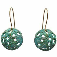Nouveau Swirl Earrings | We Dream in Colour