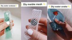 Diy Fidget Toy Tiktok Compilation #12 - YouTube Homemade Fidget Toys, Diy Fidget Toys, Figet Toys, Diy Toys, 5 Minute Crafts Videos, Craft Videos, Diy Crafts For Gifts, Fun Crafts, Diy Sensory Toys