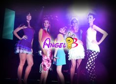 Fashion Line Launch at Las Vegas Magic August 2013.  Orders available soon @ www.angelbonline.com