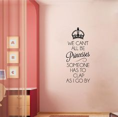 Funk'N Royalty with Princess Wall Quotes : Funk This House