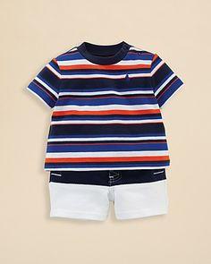 Ralph Lauren baby boy set