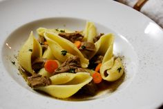 eat in my kitchen: Conchiglioni with Duck