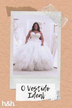 Não perca a seleção que fizemos das histórias mais inesquecíveis da loja de vestidos de noiva Kleinfeld! Emoção pura que fala, né? Clique no link para assistir! 👰🏽💐🤍 #OVestidoIdeal #SayYesToTheDress #Casamento #VestidoDeNoiva #Noiva Formal Dresses, Wedding Dresses, Discovery, One Shoulder Wedding Dress, Ideias Fashion, House Design, Bride, Link, Party Dress