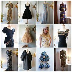 Xtabay Glamorous Vintage Clothing abiti vintage