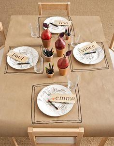 fun  table