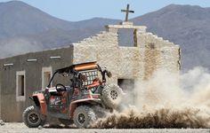 ¡Recorre los desérticos paisajes de #Coahuila, en el norte de #Mexico, en intrépidos vehículos 4x4!