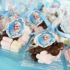 Fiesta de cumpleaños Frozen con Elsa y Olaf