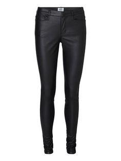 Imiteret skind leggins, Vero Moda - 329,95 DKK