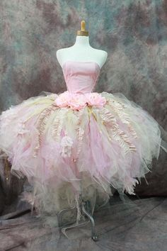 Victorian+Couture+Tutu+And+by+ElenaCollectionUSA+on+Etsy,+$350.00
