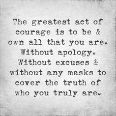 Courageous. A recovery from narcissistic sociopath relationship abuse