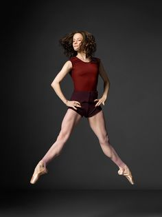 """""""New York City Ballet's Abi Stafford, photographed by Henry Leutwyler"""" Perfection"""