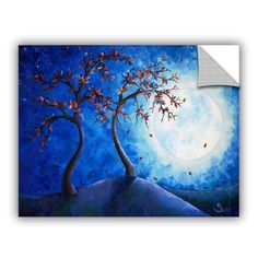 Into The Light by Shiela Gosselin Removable Wall Art