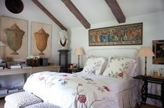 Might As Well  Bedroom  Contemporary  Eclectic  Mediterranean  Rustic  Scandinavian  TraditionalNeoclassical by Lars Bolander
