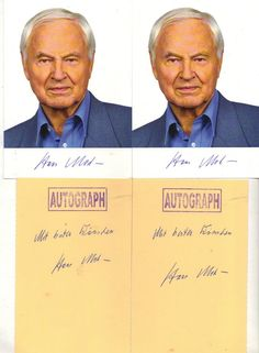 Hans Modrow - Prime Minister of East Germany