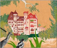 Illustration Friday, Editorial Submission :: Nina Weber