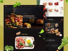 restaurant web ui design - Google Penelusuran Restaurant Web, Web Ui Design, Good Food, Beef, Recipes, Google, Meat, Ox