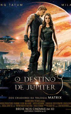 Resultado de imagem para o destino de júpiter poster