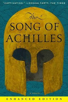 The Song of Achilles (Enhanced Edition), by Madeline Miller: This is one of those books where you know exactly how it will end, and you watch the beginning turn into the middle and sail towards tragedy on the edge of your seat. A very deep and dimensional version of the classic story. I have the kindle version, but the paperback cover is lovely and sparkly.