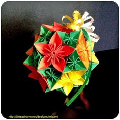 Warm-n-Bright Bouquet-Ball