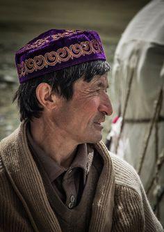 Kazakh Nomad. Western Mongolia
