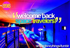 Space Mountain... My first job at Walt Disney World... where my journey started :)