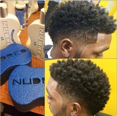 The hairstyle is exactly what I'm looking for, Except the thick chin strap and the level of the fade..