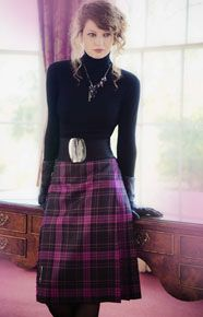 how to make your own scottish highland druid womens outfits   Womens Tartan Clothing