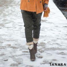 O nosso inverno não precisa ter neve. O nosso inverno só precisa ter Tanara!